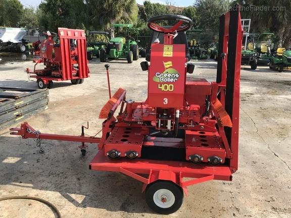 Pre-Owned Agrimetal Greens Roller GR-400 in Boynton Beach, FL Photo 1