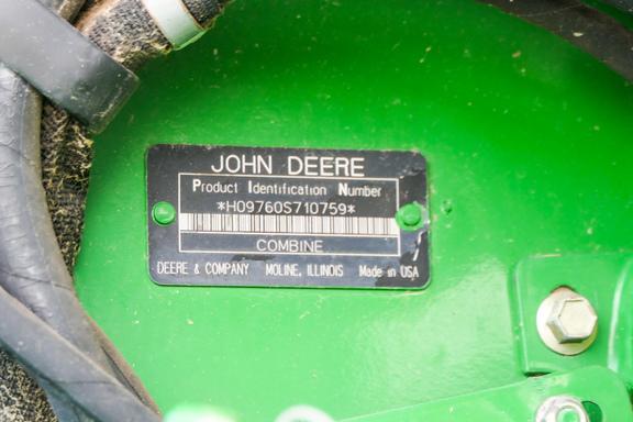 2004 John Deere 9760 STS-35