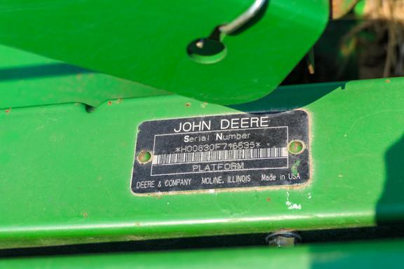 2006 John Deere 630F-7