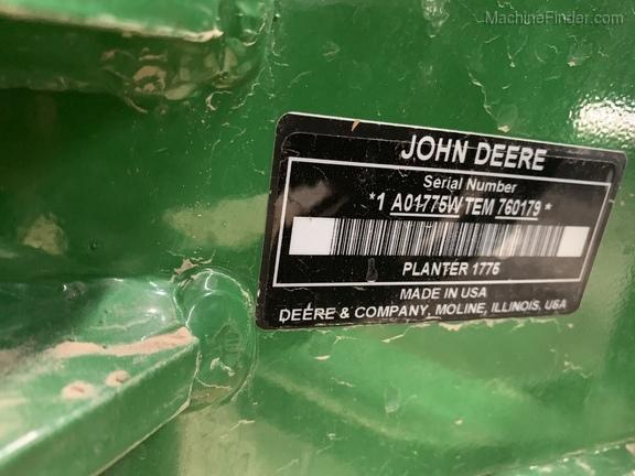 Photo of 2014 John Deere 1775NT