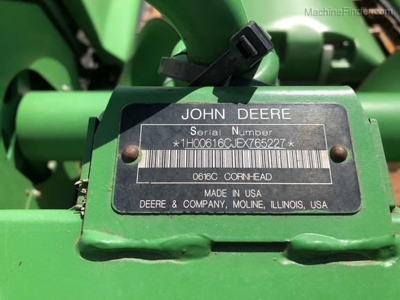 Photo of 2014 John Deere 616C