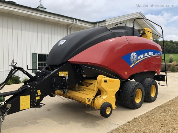 New Holland 330