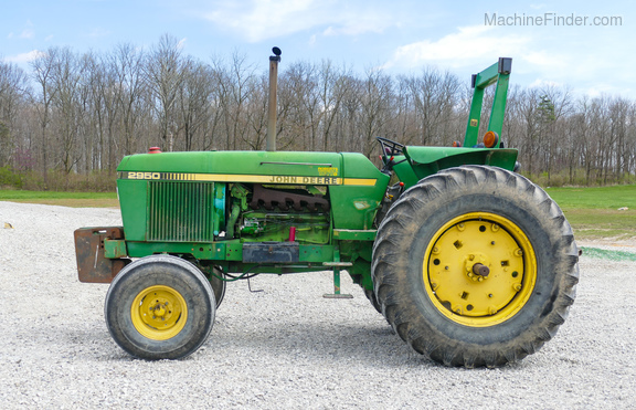 1987 John Deere 2950-5