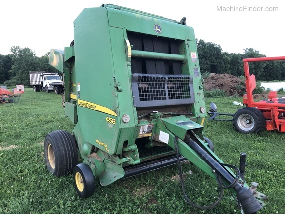 2008 John Deere 458 Silage Special Image 1