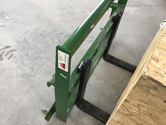 2018 Tri-L Manufacturing 42 Forks