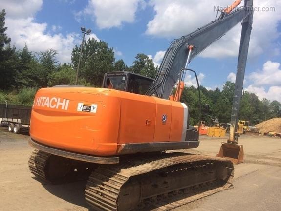 Hitachi 200LC-3
