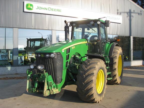 John Deere 8530