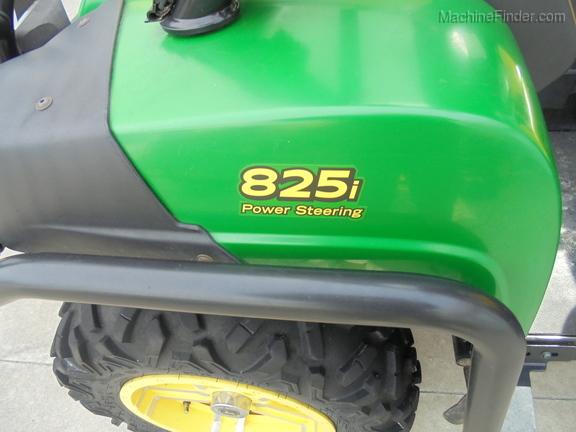 John Deere XUV 825I GREEN