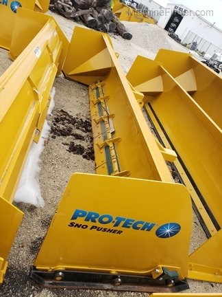 2014 Pro-Tech Sno Pusher IS12B Image 1