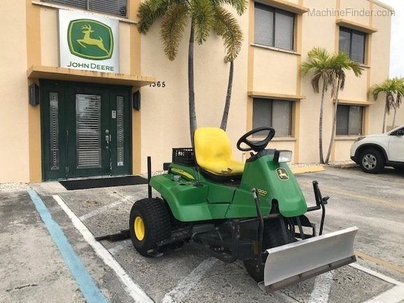 Pre-Owned John Deere 1200H in Boynton Beach, FL Photo 4