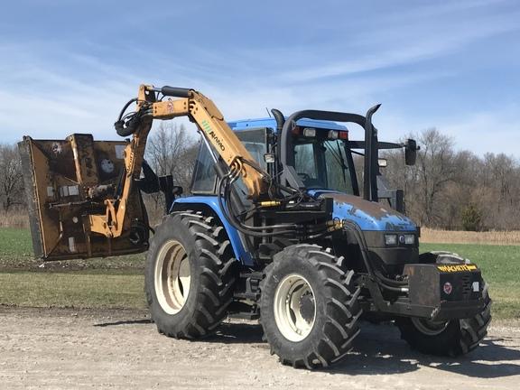 2002 New Holland TS110 - Utility Tractors - John Deere MachineFinder