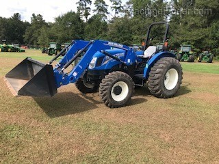 2016 New Holland WORKMASTER 60