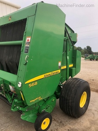 Sydenstrickers - Round Balers | Used Equipment