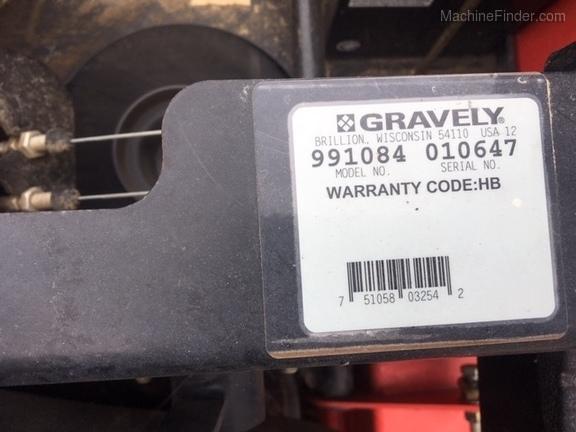 Gravely ZT60HD