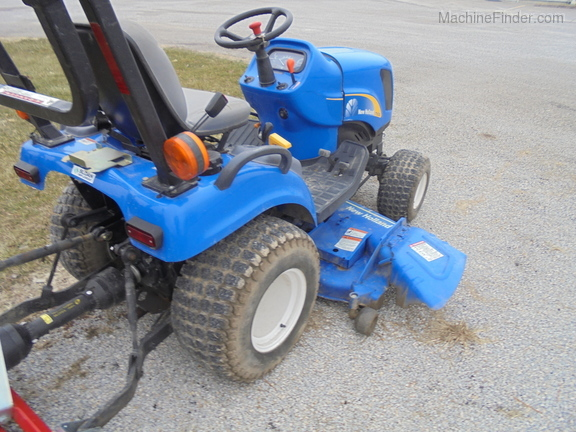 New Holland T1030
