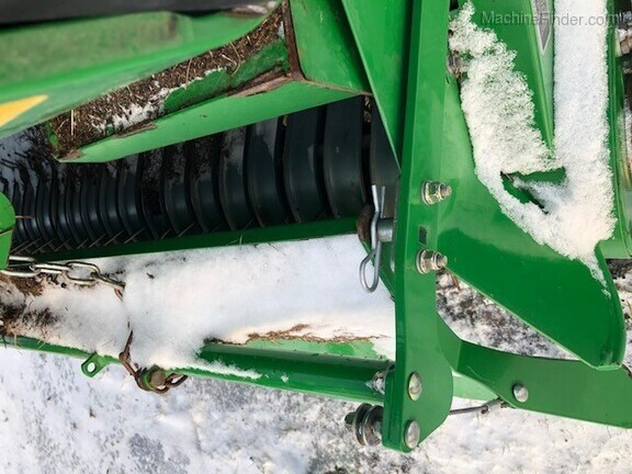 2014 John Deere 854 Silage Special Image 7