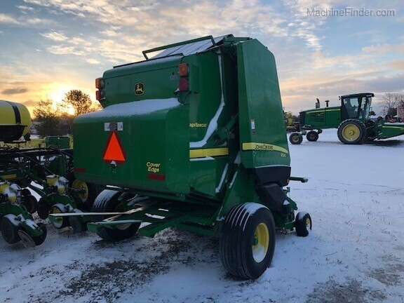 2014 John Deere 854 Silage Special Image 3