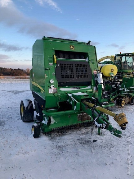 2014 John Deere 854 Silage Special Image 2