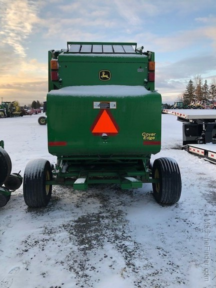 2014 John Deere 854 Silage Special Image 8