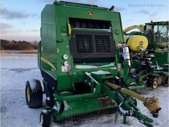2014 John Deere 854 Silage Special Image 1