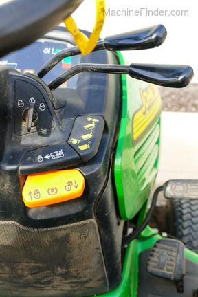 2005 John Deere X485-8