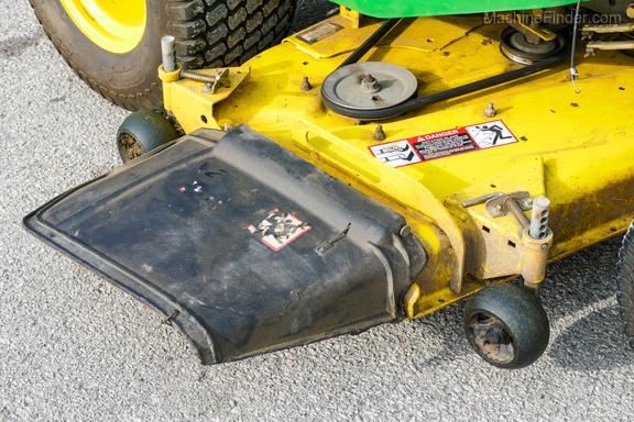 2005 John Deere X485-12