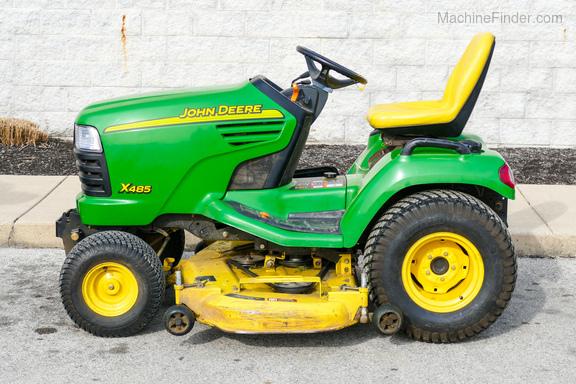2005 John Deere X485-5