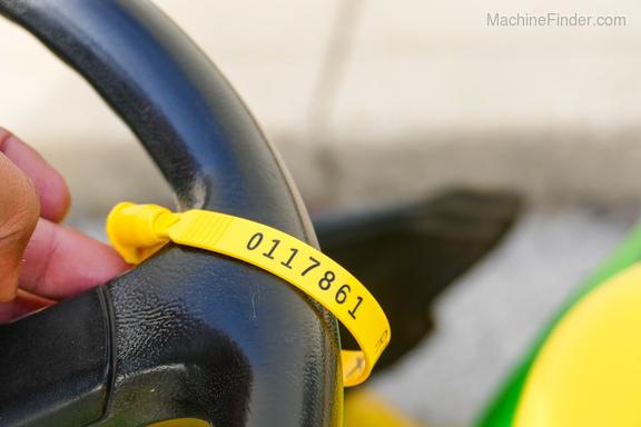 2005 John Deere X485-19
