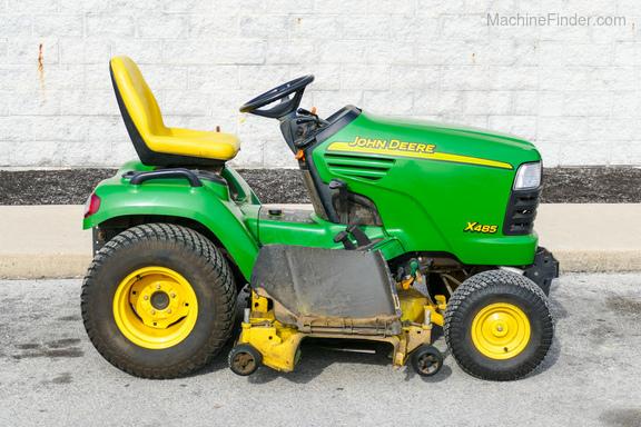 2005 John Deere X485-4