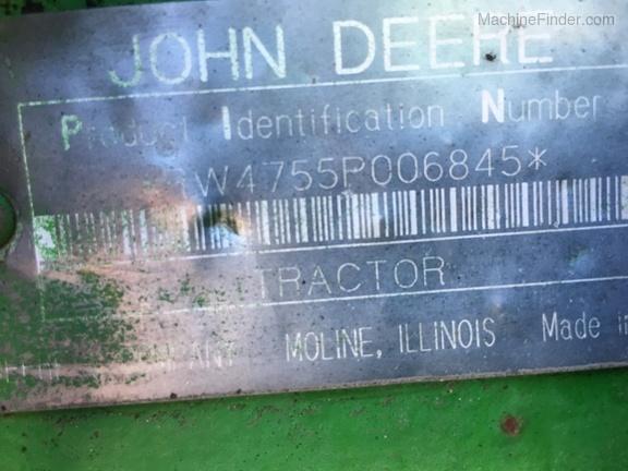1991 John Deere 4755