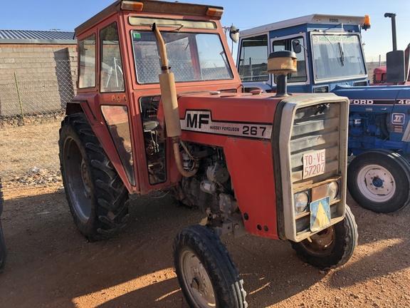 Massey Ferguson 267-E