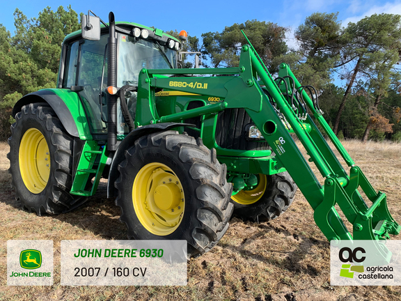 John Deere 6930