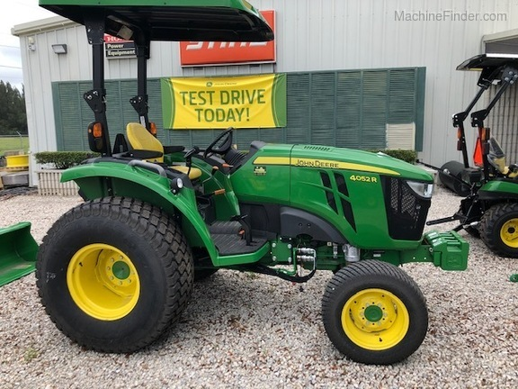 Pre-Owned John Deere 4052R in Fort Pierce, FL Photo 1