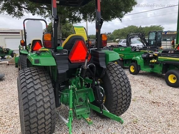 Pre-Owned John Deere 4052R in Fort Pierce, FL Photo 2