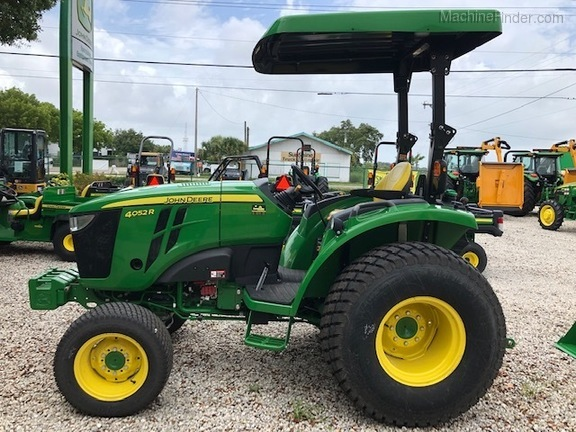 Pre-Owned John Deere 4052R in Fort Pierce, FL Photo 0