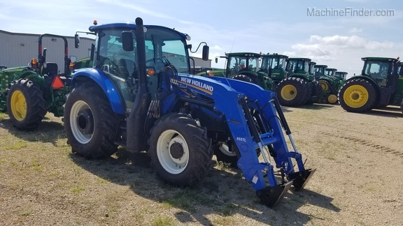 New Holland T4.90
