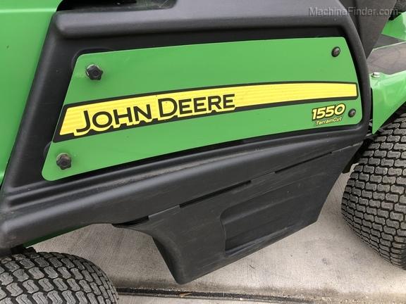 John Deere 1550 TERRAIN CUT