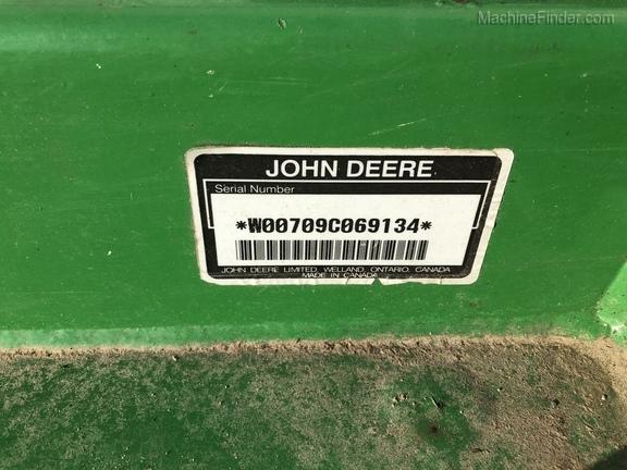 John Deere 709