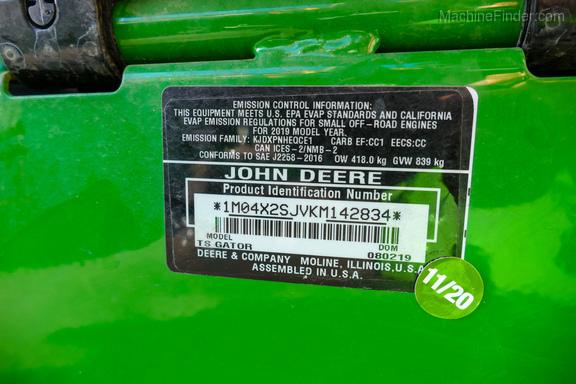 2019 John Deere TS 4X2-19