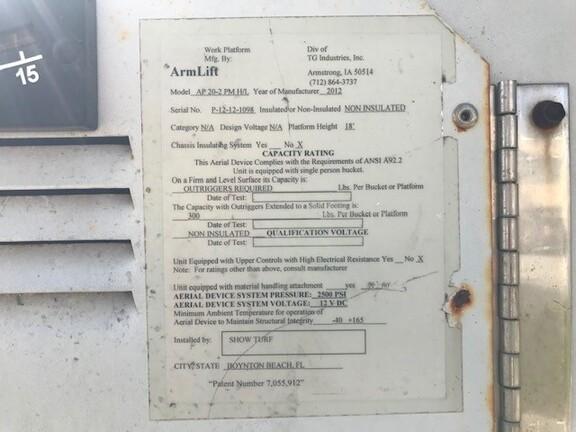 Pre-Owned John Deere 2020A w/ Arm Lift in Boynton Beach, FL Photo 7