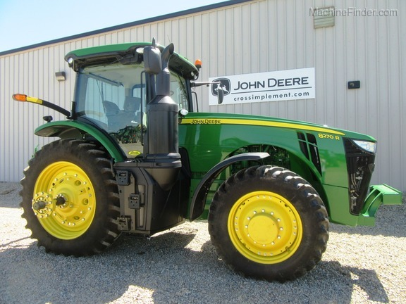 John Deere Equipment from Cross Implement Your Local John Deere Dealer