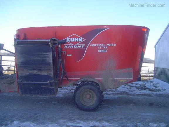 Kuhn Knight VT132T