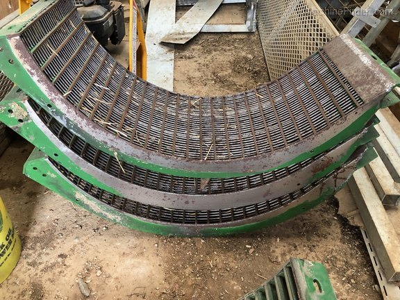 John Deere small wire concave