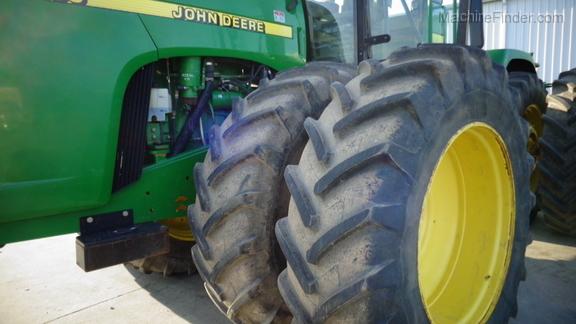 John Deere 9200