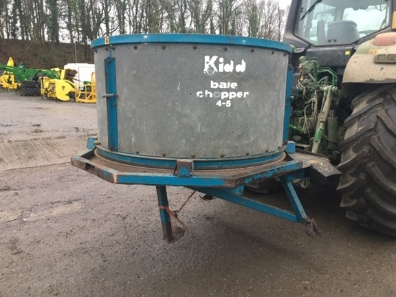 Miscellaneous Kidd Bale Chopper 4-5