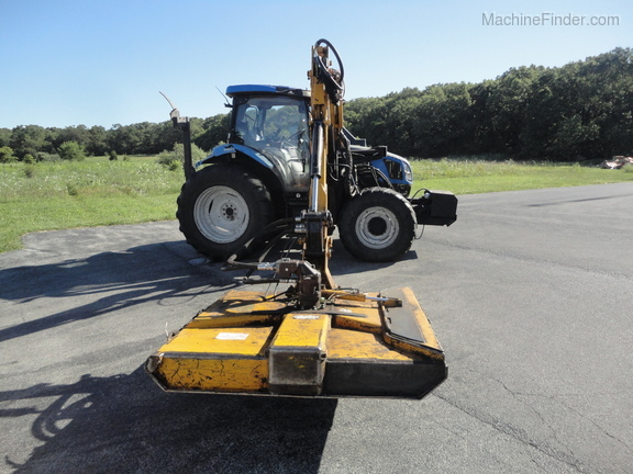 2004 New Holland TS100A Deluxe Cab Image 7