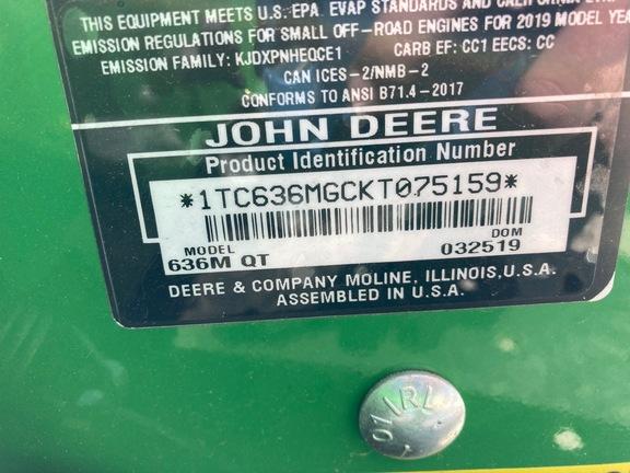 Pre-Owned John Deere 636M in Plant City, FL Photo 5