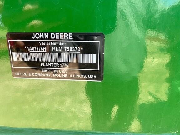 Photo of 2021 John Deere 1775NT