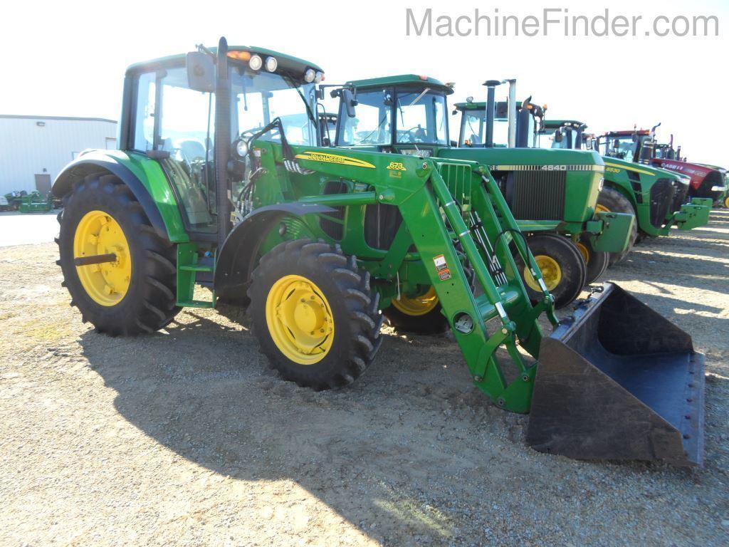 John Deere 6430 Mfwd Tractor For Sale Wiring Diagrams 5310 Diagram Premium Utility Tractors 100978 Rh Sloans Com