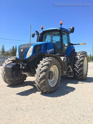 2012 New Holland T8.275